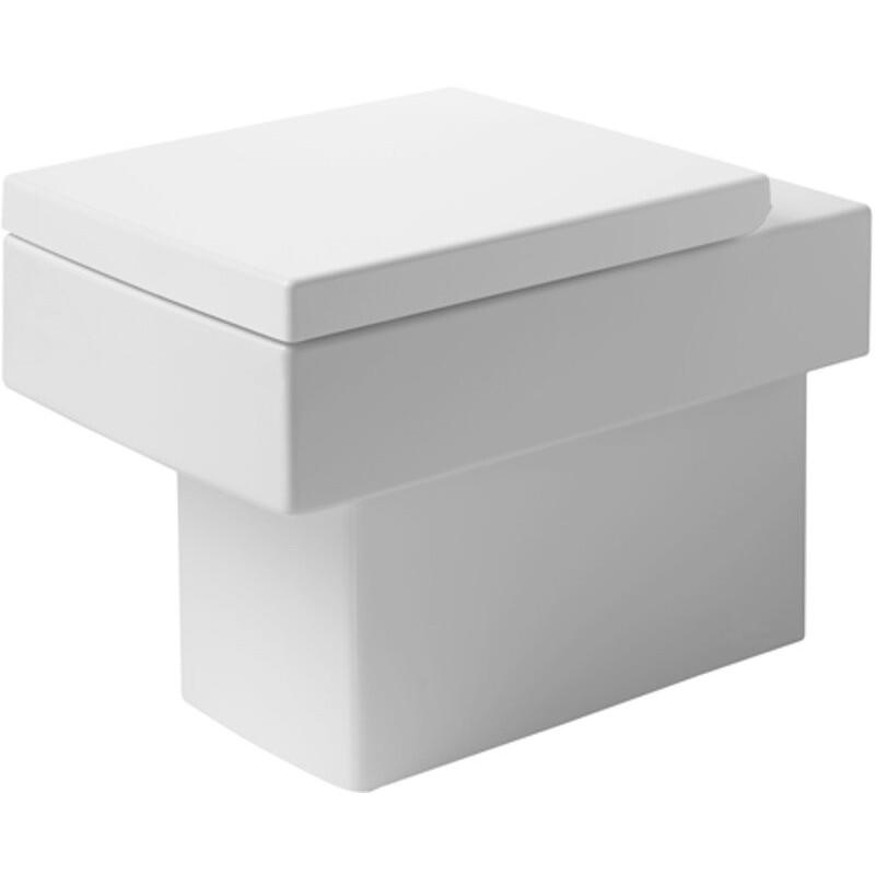 buy duravit 21170900921 bowl only for toilet floor. Black Bedroom Furniture Sets. Home Design Ideas