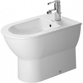Duravit 2250100000 Bidet floor standing Darling New 57 cm white b2w w.of w.tp 1 th