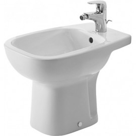 Duravit 22381000002 Bidet floor standing 54 cm D-Code white with of with tp 1 th