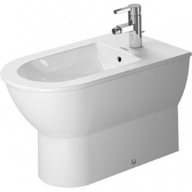 Duravit 22511000001 Bidet floor standing Darling New 63 cm white w.of w.tp 1 th WGL