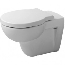 Duravit 01750900921 Bowl only for Toilet wall mounted Foster white washdown US-version WonderGliss