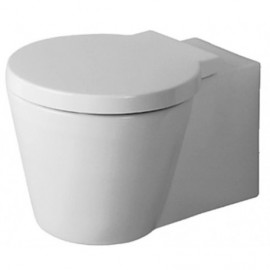 Duravit 02100900921 Bowl only for Toilet wall mounted Starck 1 white washdown model US-Version WGL