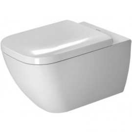 Duravit 2222090092 Bowl only for Toilet WM 540mm Happy D.2 white washdown rimless US
