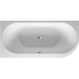 Duravit 700246000000090 Bathtub Darling New 1900x900mm white w.acrylic panel a.supp.frame
