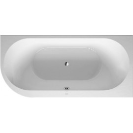 Duravit 700247000000090 Bathtub Darling New 1900x900mm white w.acrylic panel a.supp.frame