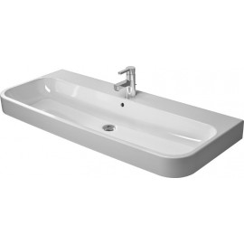 Duravit 2318120026 Furniture washbasin 1200mm HappyD.2 white w.OF w.TP 2 TH ground