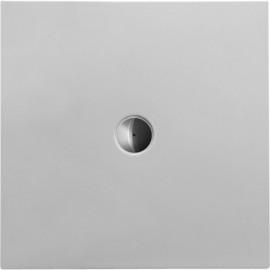 Duravit 720082000000090 Shower tray DuraPlan 900x900mm white flush fitting US-version