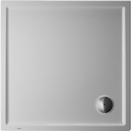 Duravit 720116000000090 Shower tray Starck Slimline 1000x1000mm white square