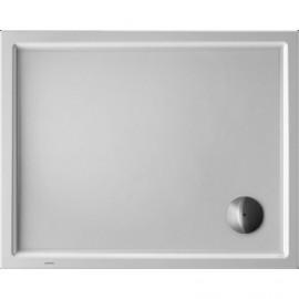 Duravit 720119000000090 Shower tray Starck Slimline 1000x800mm white rectangle