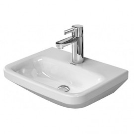 Duravit 0708450000 Handrinse basin 45 cm DuraStyle white wo OF with TP 1 TH