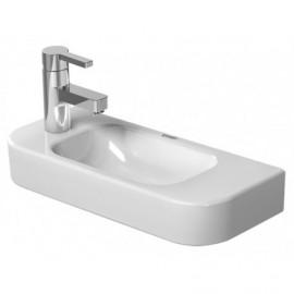 Duravit 0711500009 Handrinse basin 50 cm Happy D.2 white wo OF w.TP TH left
