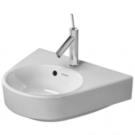 Duravit 0714500000 Handrinse Basin 50 cm Starck 2 white with of with tp 1 th