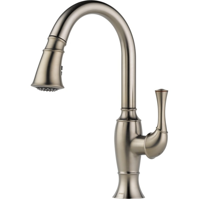 Buy Brizo LF Single Handle Pull Down Kitchen Faucet