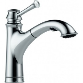 Brizo 63005LF Single Handle Pull-Out Kitchen Faucet