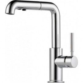 Brizo 63220LF Single Handle Pull-Out Kitchen Faucet