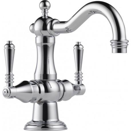 Buy Brizo 65136lf Two Handle Single Hole Lavatory Faucet
