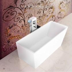 Virta Andante Free Standing Stone Bathtub