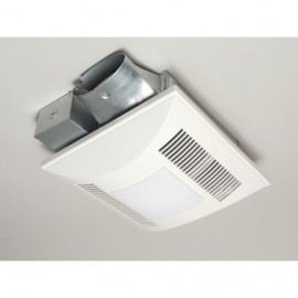 Panasonic FV-08VSL3 80 CFM: 2 13-Watt - 22.5 Watts 3.6 CFMWatt 1.0 sone - Depth: 3-38 Duct: 4 Oval