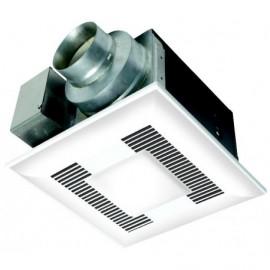 Panasonic FV-08VQL6 80 CFM: 2 13-Watt GU24 Spiral CFLs 1 4-Watt Nightlight - 14.9 Watts 5.5 CFMWatt: 0.3 sone