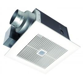 Panasonic FV-05-11VK1 WhisperGreenSelect Base Fan 50-110 CFM 9.8 Watts 11.5 CFMWatt 0.3 sone