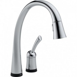 touch kitchen faucets buy delta 987lf delta tommy gourmet kitchen faucet at discount price at kolani kitchen bath in 4676
