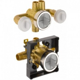 DELTA R18000-XOWS JETTED XO SHOWER SYSTEM ROUGH DIVERTER-WITH STOPS