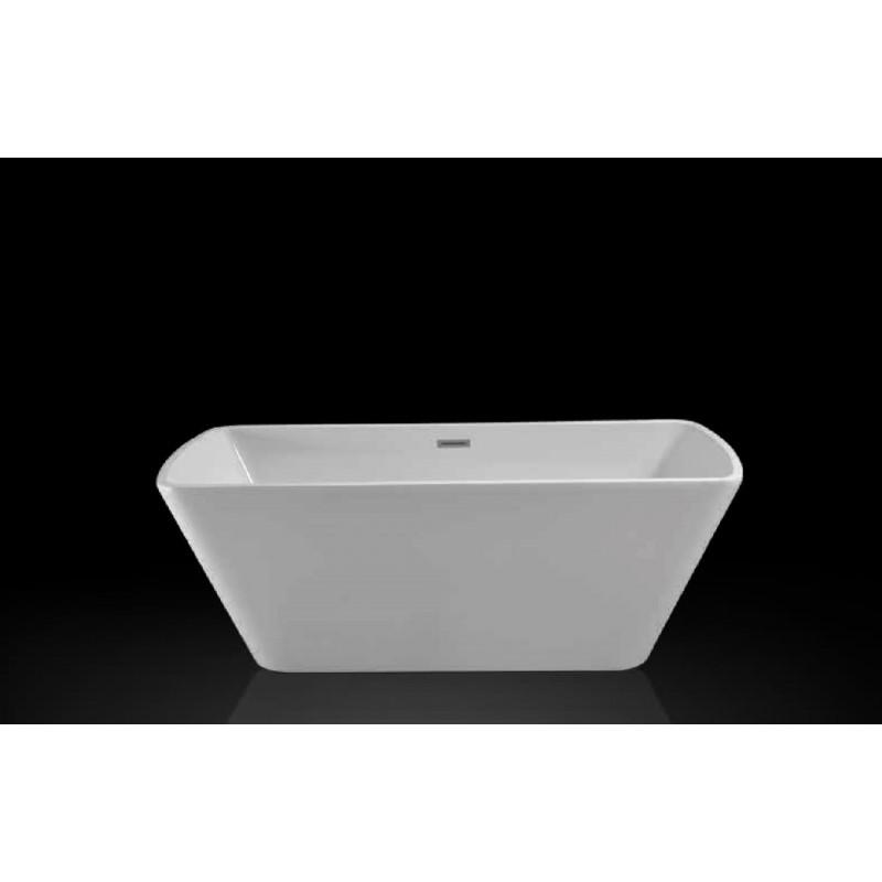 Buy virta newyork free standing acrylic bathtub at for Best acrylic bathtub to buy
