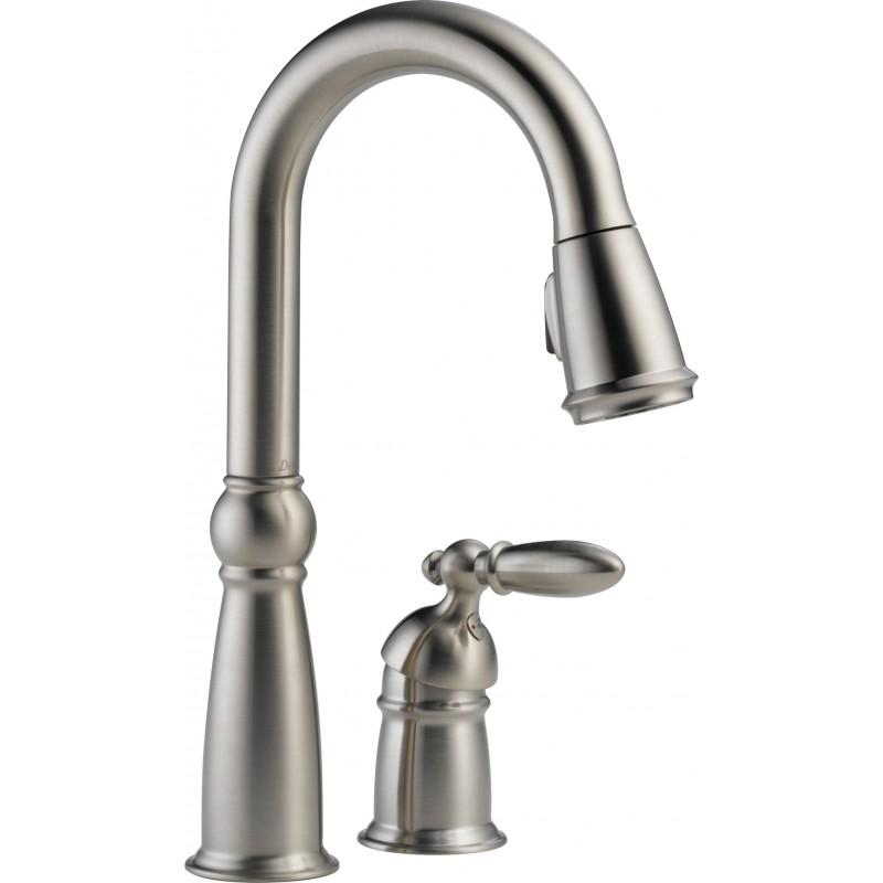 Buy Delta 9955 Dst Single Handle Barprep Faucet At Discount Price At Kolani Kitchen Bath In
