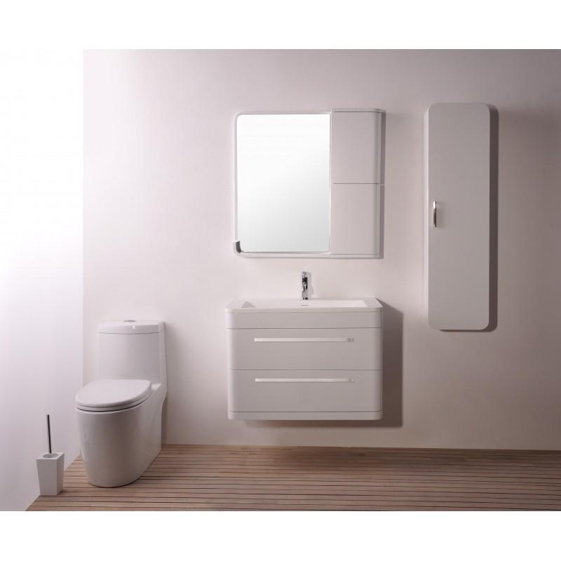 Buy Virta 32 Inch Oasis Solid Wood Wall Mount Vanity With