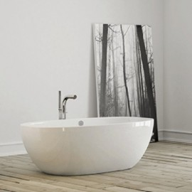 Victoria + Albert Barcelona Contemporary Dual Ended Tub