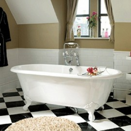 Victoria + Albert Cheshire Dual Ended Tub and Adjustable Ball and Claw Feet
