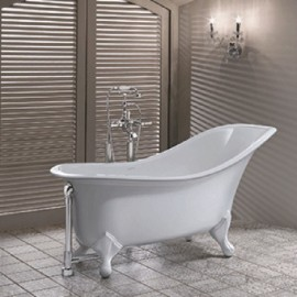 Victoria + Albert Drayton New Traditional Slipper Tub and Feet