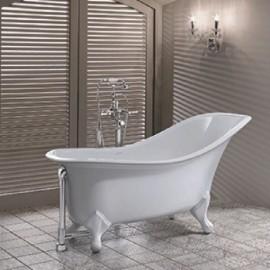 "Victoria + Albert DRA-N Drayton 67"" Freestanding Slipper Bathtub"