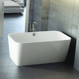 Victoria + Albert Edge Contemporary Dual Ended Tub