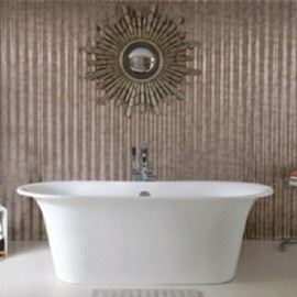 Victoria + Albert Monaco One Piece Freestanding Tub