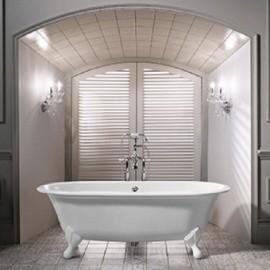 "Victoria + Albert RAD-N Radford 75"" Freestanding Clawfoot Bathtub"