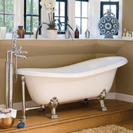 Buy Victoria + Albert Roxburgh Slipper Tub and Feet at Discount ...