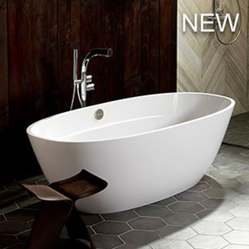 Buy Victoria + Albert Terrassa Dual Ended Tub At Discount Price At Kolani  Kitchen U0026 Bath In Toronto | Solid Surface Bathtubs   F
