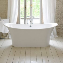 Victoria + Albert Toulouse Dual Ended Bateau Tub