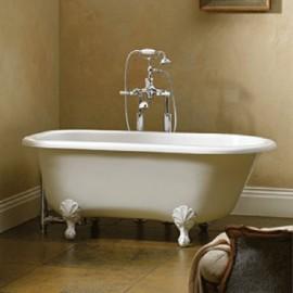 """Victoria + Albert WES-N Wessex 60"""" Freestanding Bathtub"""