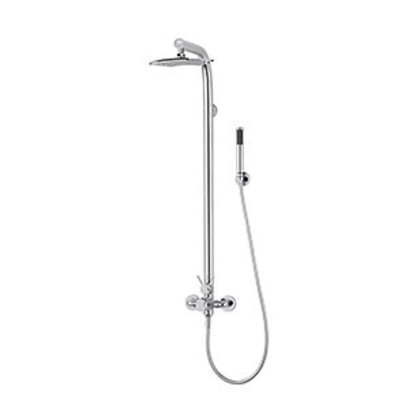 Buy Victoria + Albert Tubo 20 Thermostatic Wall Mounted Shower ...