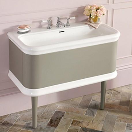 Buy Victoria Albert Lario 100 Vanity Basin With Two Legs