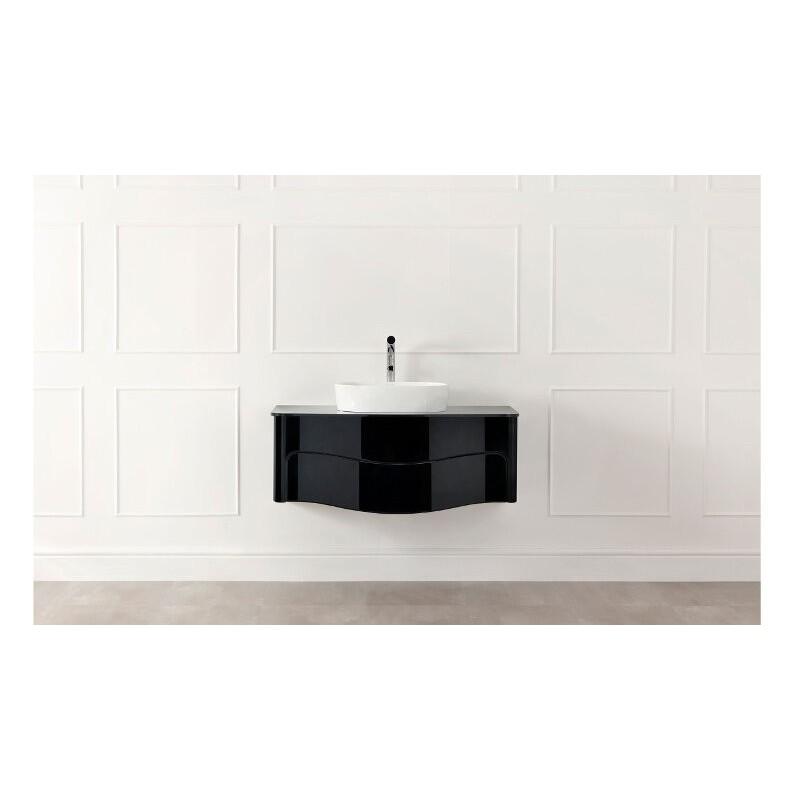 Buy Victoria Albert Mandello 114 Volo Glass Wall Mounted