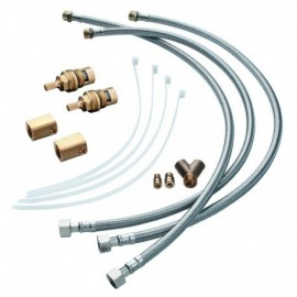 AXOR Ax Hose Extension Set For 3 Hole Faucets