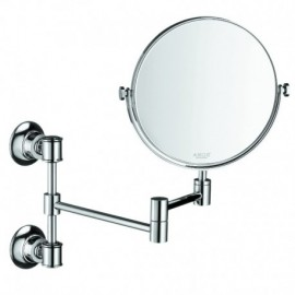 AXOR Montreux Shaving Mirror Pull Out