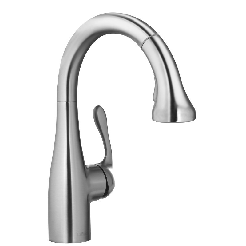 Buy Hansgrohe 04297 0 Hg Allegro E Kitchen Faucet Prepprep At Discount Price