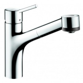 Hansgrohe 06462-1 Tail S Single Hole Kitchen Lowflow