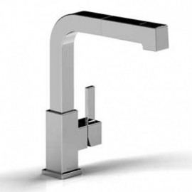 Riobel MZ101SS-10 Mizo kitchen faucet with spray