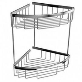 Riobel 260 Small double corner basket