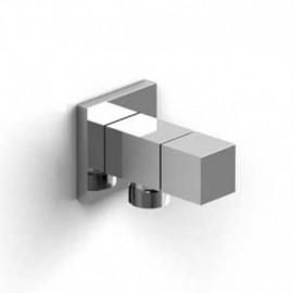 Riobel 744 Elbow supply with shut-off valve